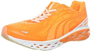 PUMA Men's BioWeb Elite Running Shoe Glow Cross-Training Shoe,Fluorescent Orange,10 D US
