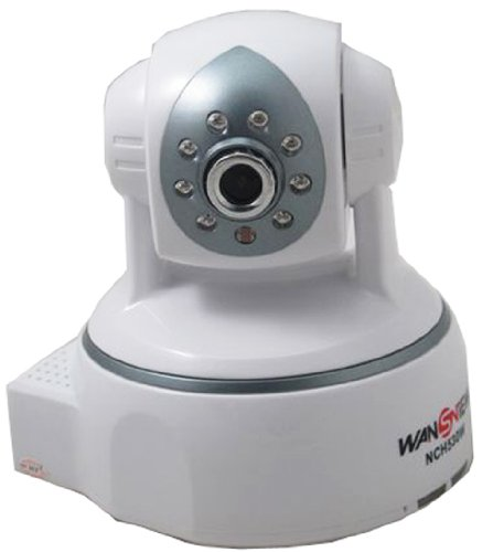 Wansview NCH-530W H.264 IR CUT Wireless wifi IP Monitoring Camera Audio Night Vision CCTV Free DDNS Remote View