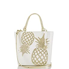 Harrison Carryall<br>Gold Del Pina