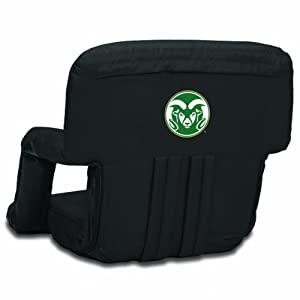 NCAA Colorado State Rams Ventura Portable Reclining Seat