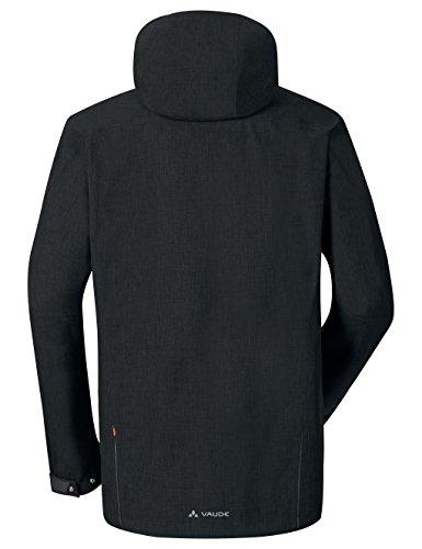 VAUDE Herren Jacke Estero Jacket II, Black, L, 40143 -