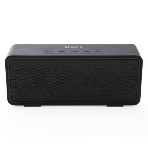 Cheero Sound Garden Bluetooth スピーカー (ブラック)