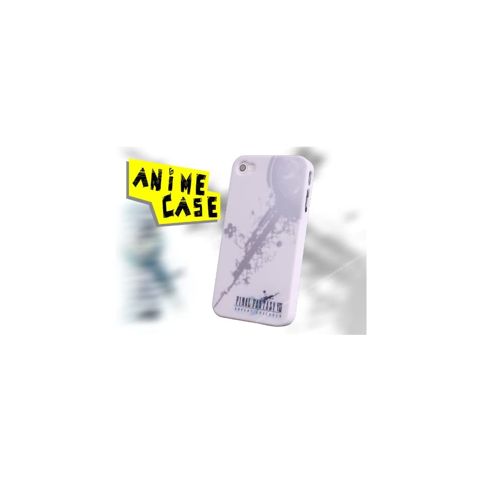 iPhone 4 & 4S HARD CASE anime Final Fantasy + FREE Screen Protector (C288 04002)