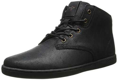 Creative Recreation Men's Vito Fashion Sneaker,Black,10.5 M US
