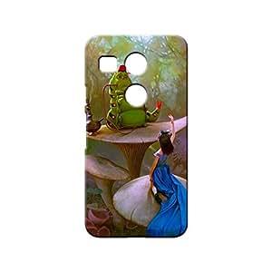 G-STAR Designer 3D Printed Back case cover for LG Nexus 5X - G5867