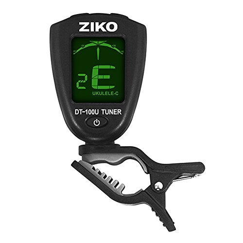 ZIKO Clip-on dual display DT-100U Musical Instruments Capo Tuner guitar (Antifreeze For Mustang compare prices)