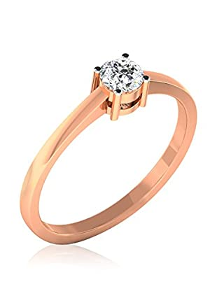 Friendly Diamonds Anillo FDR5364R (Oro Rosa)