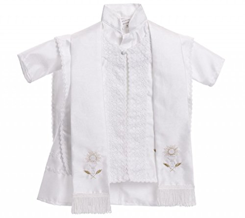 Caldore Baby Boys Shangtun Christening Dress Size Small