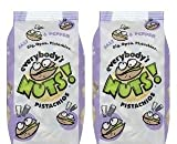 Everybodys Nuts California Pistachios Salt & Pepper 3 lbs - Pack of 2