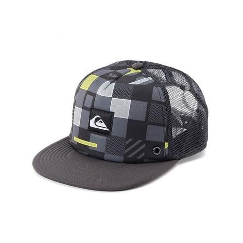 QUIKSILVER(クイックシルバー) メンズ BOARDIES MESH CAP(ボーディーズメッシュキャップ) KTAO