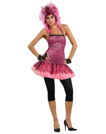 80s Neon Funk Adult Costume