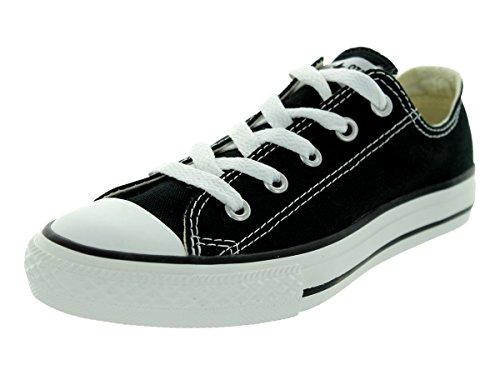Converse Boys' Youths Chuck Taylor Allstar Ox Black - 3 YTH