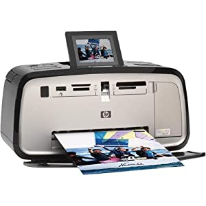 HP A717 Hp Photosmart A716 Compact Photo Printer
