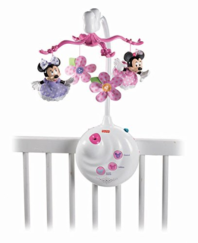 Fisher-Price Disney Baby Minnie Mouse Projection Mobile (Discontinued by Manufacturer)