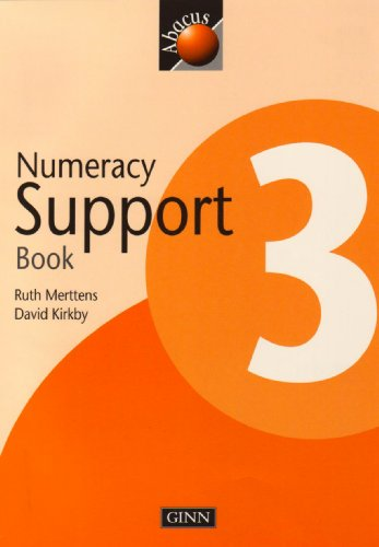 New Abacus: Year 3: Numeracy Support Book Year 3 (New Abacus (1999))