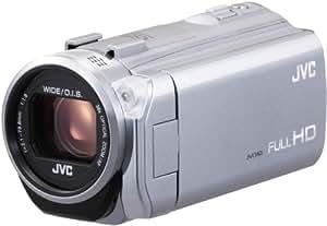JVCKENWOOD JVC ビデオカメラ EVERIO 内蔵メモリー16GB シルバー GZ-E745-S