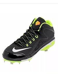 Nike Air Swingman Mvp 2 Mid Metal Black Volt (Size 11.5) 616258-017