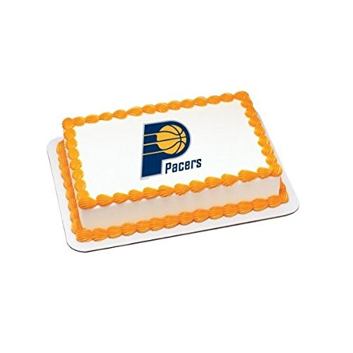 NBA Indiana Pacers Edible Image - 1