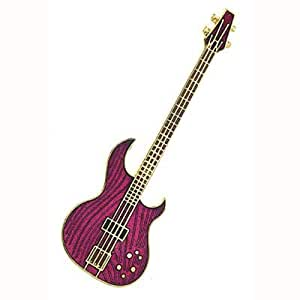 aria electric bass guitar pin toys games. Black Bedroom Furniture Sets. Home Design Ideas
