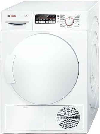 Bosch Maxx WTB84200FF sèche linge - sèche-linge (Autonome, Charge avant, Condensation, B, Blanc, B)