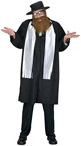 Fun World - Rabbi Adult Costume