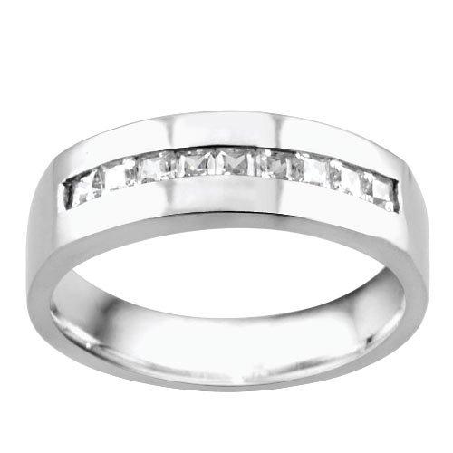 Cubic Zirconia Cool Men 39 S Wedding Ring Or Unique Men 39 S Fashion Ring