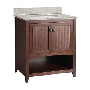Foremost sana3021 saludar 30 inch bathroom vanity vanity - Foremost bathroom vanity reviews ...