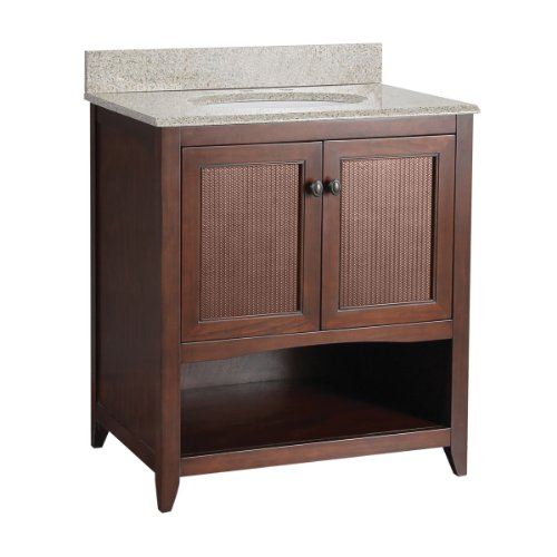 Foremost SANA3021 Saludar 30-Inch Bathroom Vanity