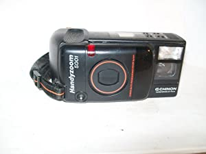 Vintage Chinon Handyzoom 5001 35mm Camera
