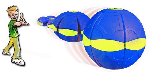 Imagen 2 de Universal Trends Phlat Ball TU11025 XT Classic - Disco de silicona transformable en pelota, color azul [importado de Alemania]