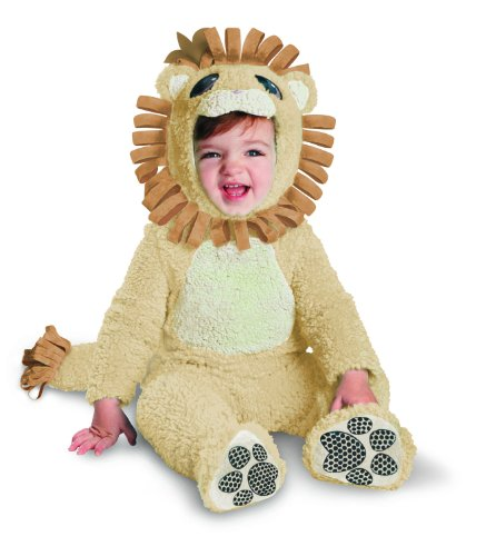 Disguise Costumes Precious Peepers Lion Jungle King Infant