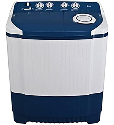 LG P8540R3FA Semi-automatic Top-loading Washing Machine (7.5 Kg, Dark Blue)