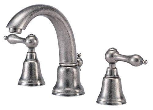 Danze d308340dn fairmont two handle widespread lavatory for Danze inc