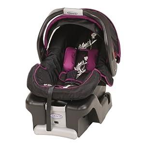 安全座椅海淘:葛莱Graco Snugride 30婴儿安全座椅,带提篮