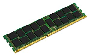 Kingston ValueRAM 2 GB (1x2 GB Module) 1333MHz DDR3 ECC Reg CL9 DIMM SR x8 w/TS Server Memory KVR1333D3S8R9S/2G