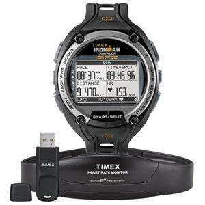 Cheap TIMEX IRONMAN GLOBAL TRAINER GPS W/ DIGITAL HEART MONITOR (B0075TCO44)