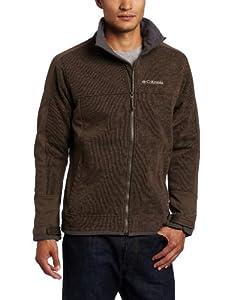 (3.1折)哥伦比亚Columbia Men's Grade羊毛混纺防风热反射抓绒外套 Major$46.18