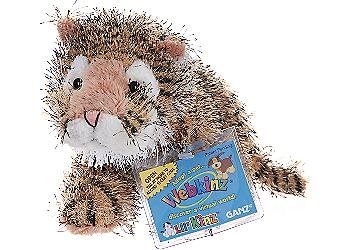 Webkinz Collectible Lil'Kinz Mini Plush Stuffed Animals Tiger - 1