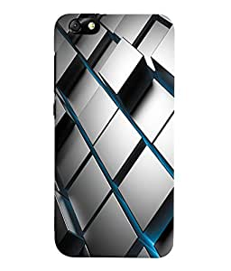 Fuson 3D Printed Pattern Designer Back Case Cover for Huawei Honor 4X - D1065
