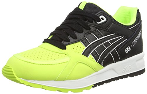 ASICS - Gel-Lyte Speed, Sneakers Basse da unisex - adulto, giallo (saffety yellow/black 0790), 41.5 EU (UK 8)