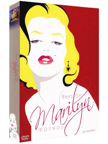 Best of Marilyn Monroe - Gli imperdibili [4 DVDs] [IT Import]