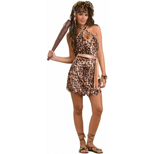 Cave Beauty Costume - Standard - Dress Size 6-12