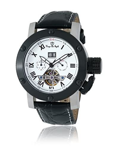 Hugo von Eyck Reloj automático Man Columba Negro 47 mm