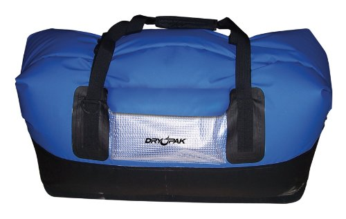 DRY PAK DP-D2BL Waterproof Duffel Bag, Blue, X-Large