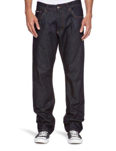 Santa Cruz Jack Straight Men's Jeans Raw Indigo Small