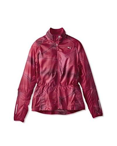 PUMA Women's Graphic Lightweight Jacket