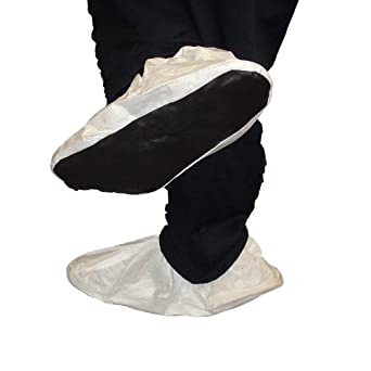 Enviroguard GammaGuard CE Sterile Boot Cover with Non Skid Soles, Disposable, X-Large (Case of 200)