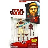 Star Wars The Clone Wars Obi-Wan Kenobi (Space Suit) cw12