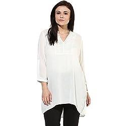 Alto Moda by Pantaloons Women's Tunic_Size_XX-Large