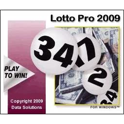 Lotto Pro 2009 Lottery Software
